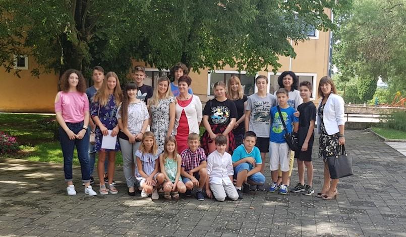 Općina Sveta Nedelja nagradila svoje najbolje osnovnoškolce