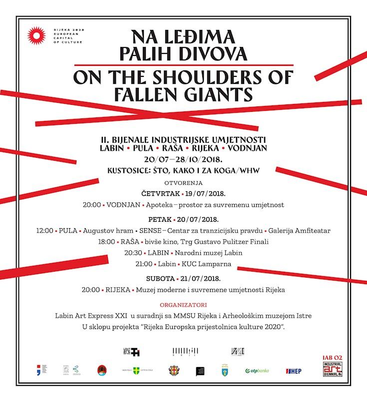 Objavljen cjelokupni program i raspored trodnevnog otvorenja  2. Bijenala industrijske umjetnosti