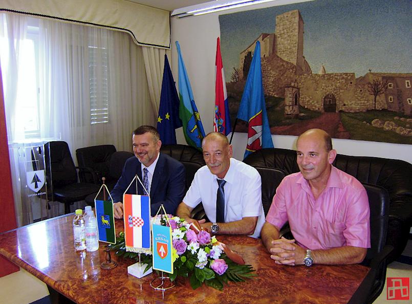 Država Općini Kršan darivala više od 10 hektara zemljišta za gradnju Poslovne zone