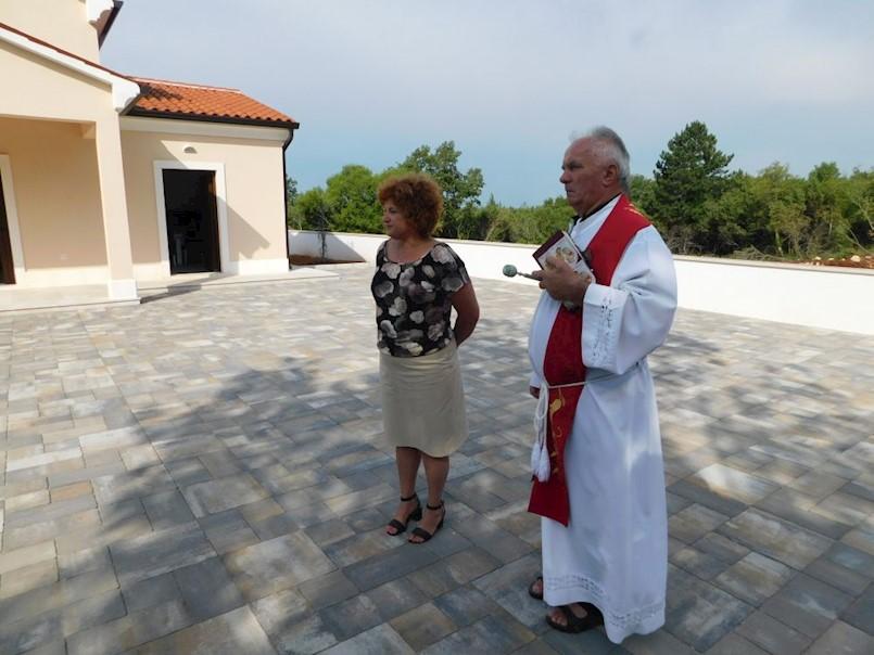 Prigodno otvorena nova mrtvačnica u Sv.Lovreču