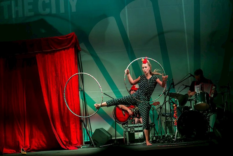 Circus in the City ponovno stigao u Rabac