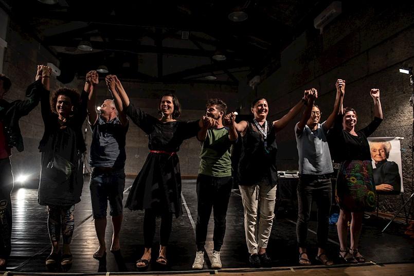 Uz ovacije zatvoreno 19. izdanje Festivala plesa i neverbalnog kazališta u  Svetvinčentu