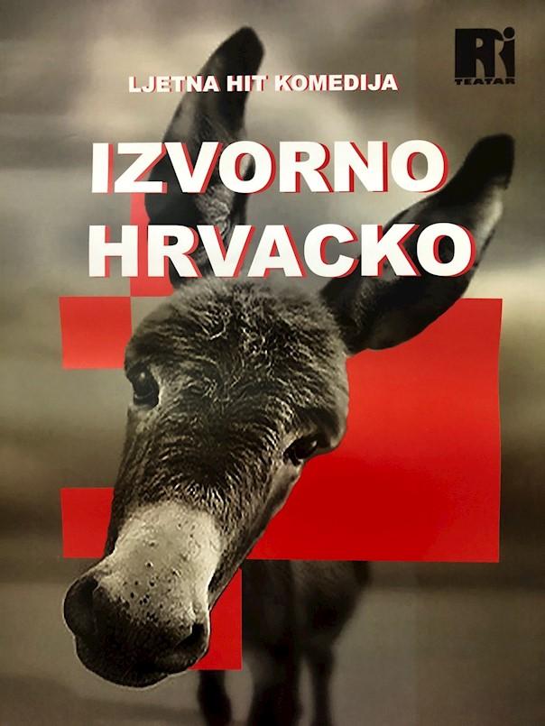 """Ovog tjedna """"Izvorno hrvacko"""" Ri Teatra na Špini i plesni performans"""