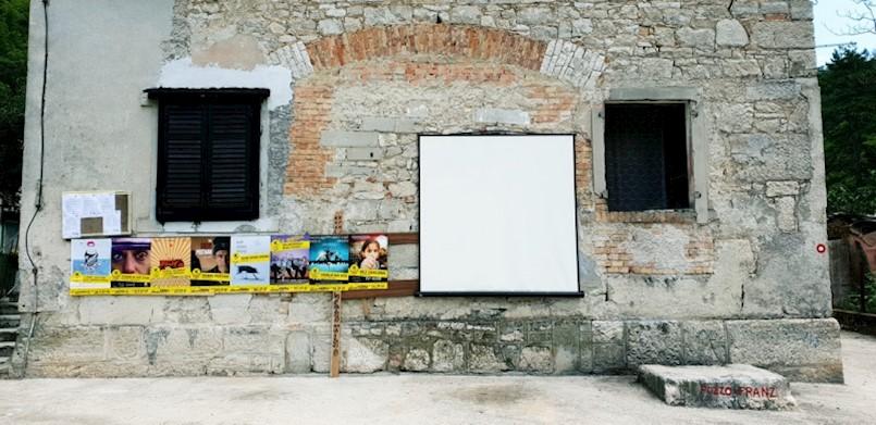 Kino Dok festival i ljetno kino u Krapnu