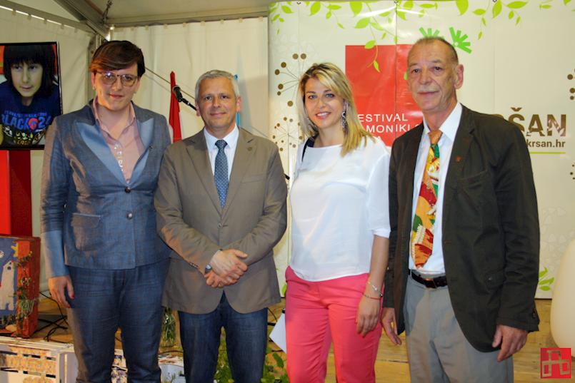 Kršanskoj Turističkoj zajednici 35 tisuća kuna iz županijskog proračuna za Festival samoniklog bilja