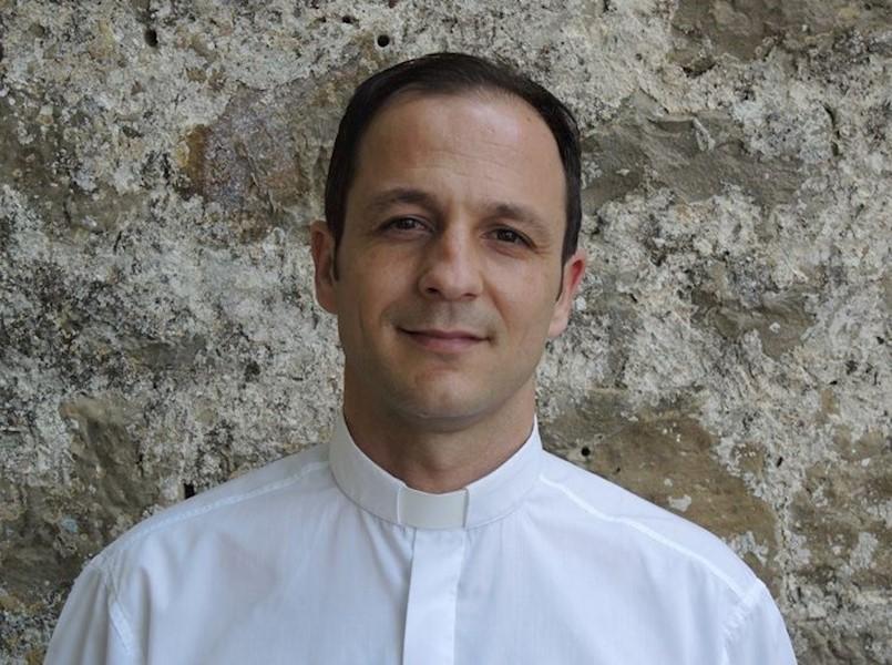 Želimir Bagavac iz Labina: Nekad nogometaš, danas svećenik