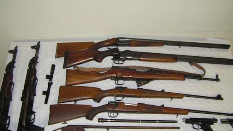 Labin: Policiji dragovoljno predao 16 komada streljiva