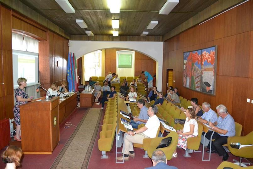 Službeno Izvješće sa 15. redovne sjednice Gradskog vijeća Grada Labina