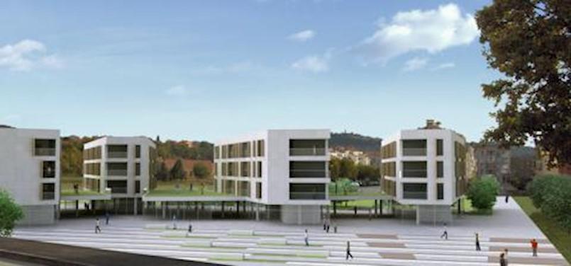 Gradit će se tri stambene zgrade na livadi na Katurama