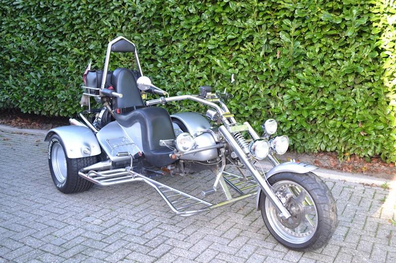 Pićan: Nijemcu otuđen motocikl Chopper trokolica Cosmopolitan