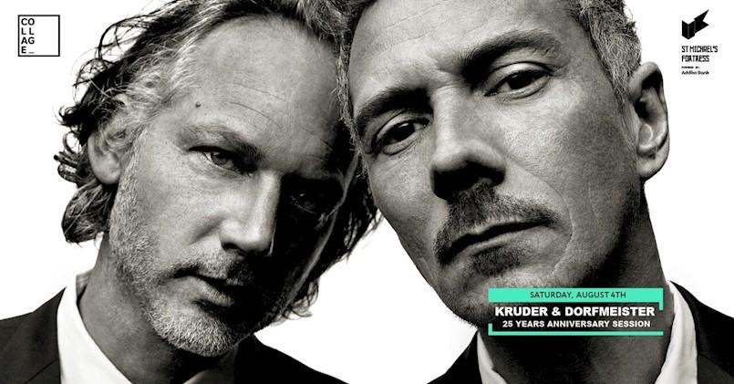 Uhvatite posljednje ulaznice za Krudera & Dorfmeistera i DJ Hella u Šibeniku!