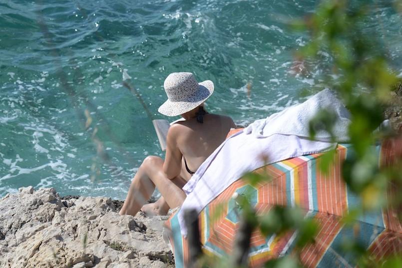 Na Labinštini je more izvrsne kakvoće osim u Plominskom zaljevu (Plaža Copacabana) gdje je kakvoća mora dobra