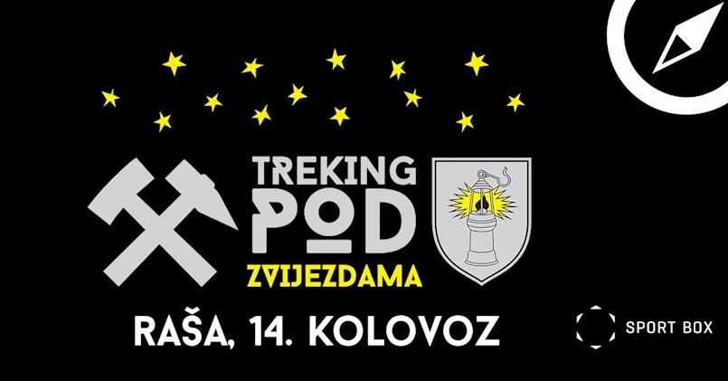 Po prvi put na području Raše i okolice -  Treking pod zvijezdama 2018. 14. kolovoza