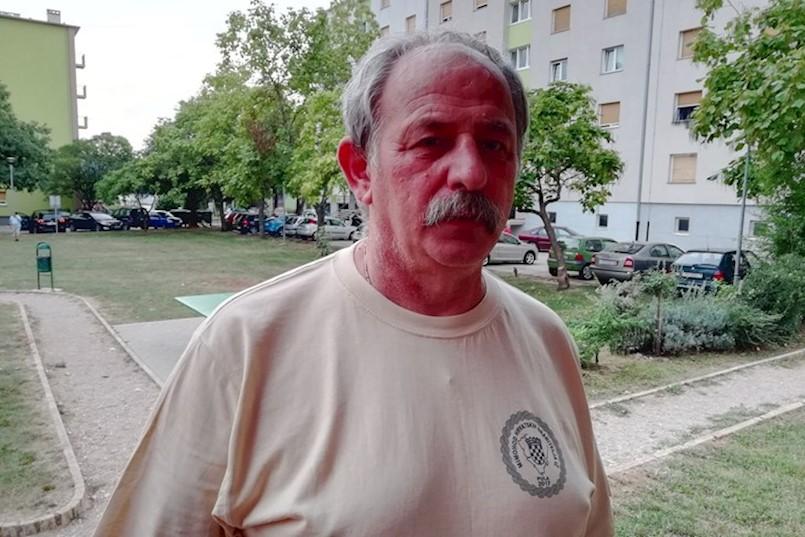 JOSIP FARAGUNA BEPI: Labinjani su bili hrabri i odlučni i prvi su izašli na granicu sa BiH