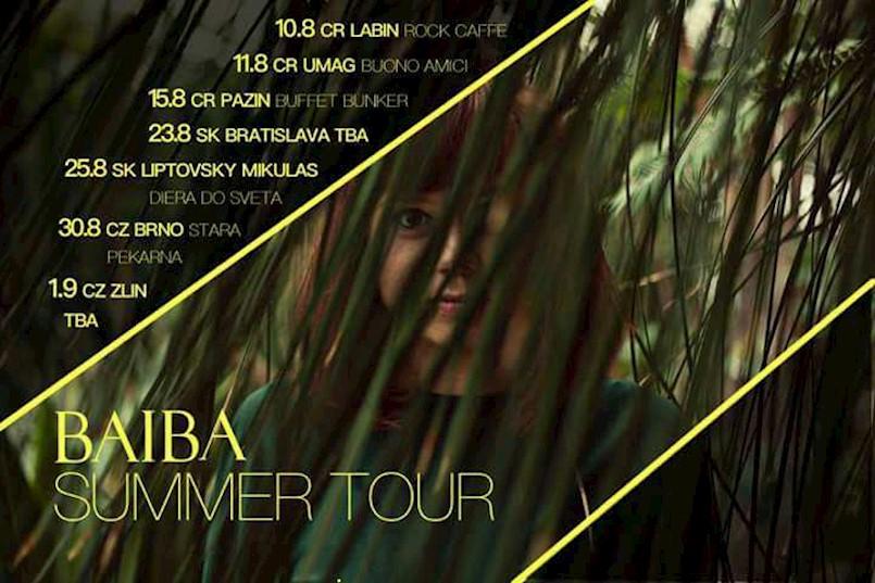 Baiba Dekena - latvijski atmosferski elektro pop u Rocku