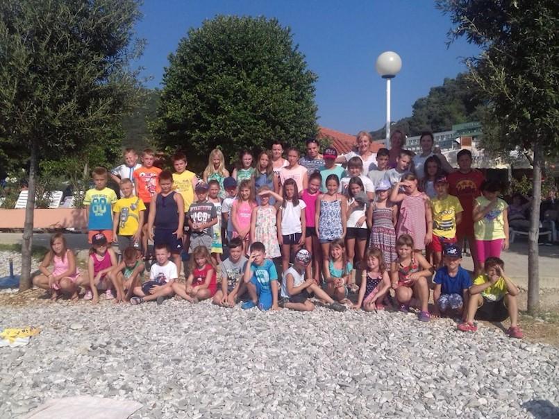 Završena škola plivanja u organizaciji Općine Pićan