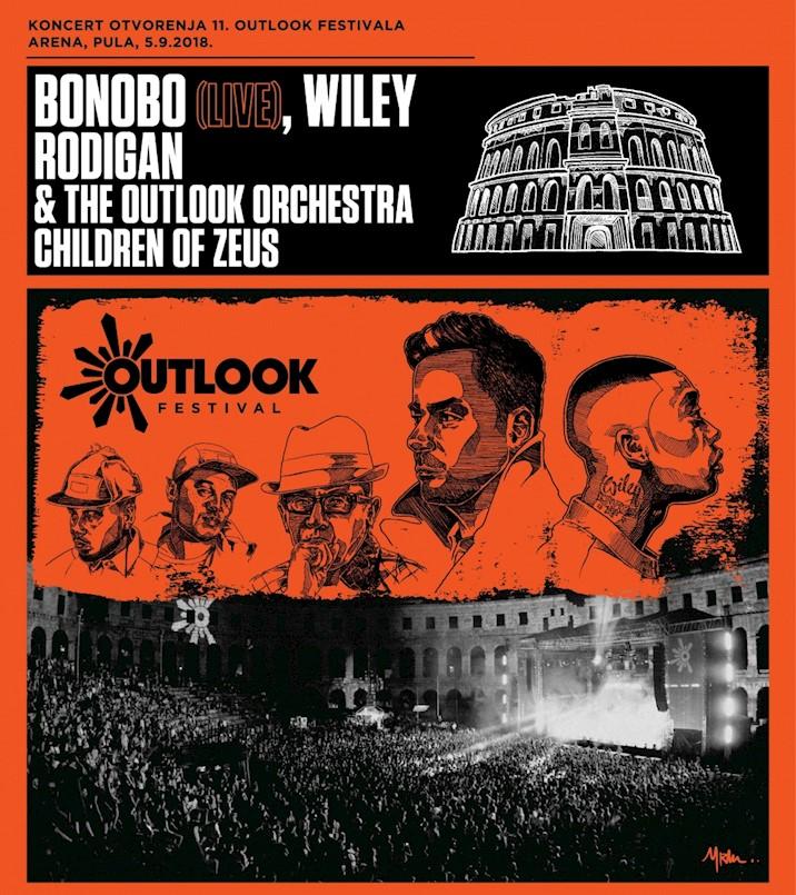 Outlook - najveći europski festival bass glazbe za manje od mjesec dana ponovno u Puli!