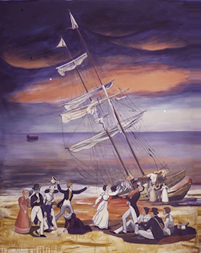 U Galeriji Alvona izložba Ellen Semen