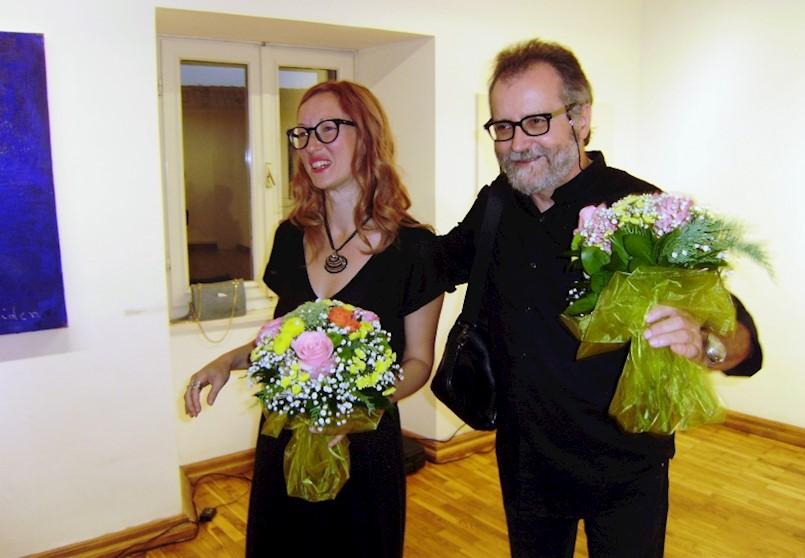 Zdravko Milić i Tea Bičić laureati 22. Labinskog uzleta likovnosti