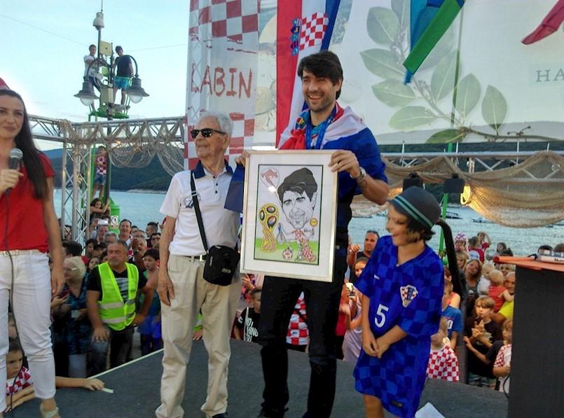 Rabački zet Vedran Ćorluka oprostio se od reprezentacije