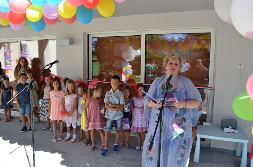 Svečano otvorenje novog dijela dječjeg vrtića Gloria