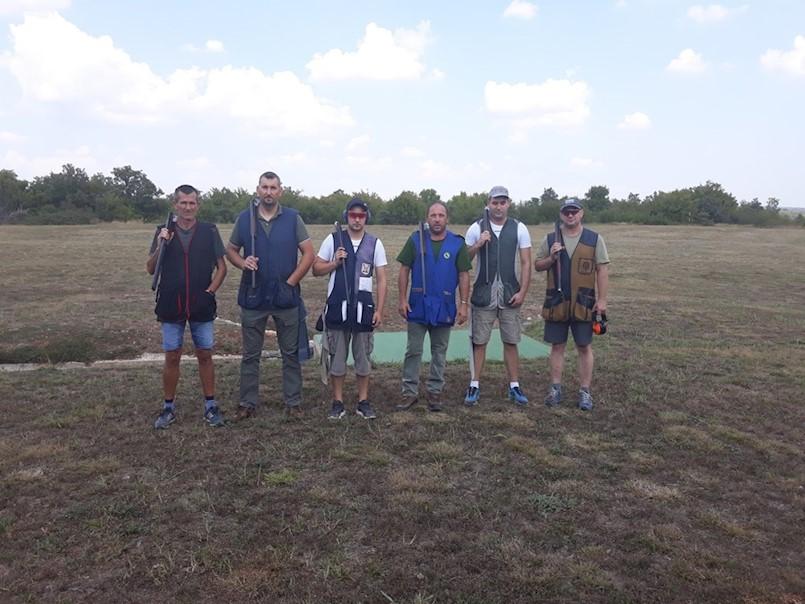 Labinski lovci treći na Županijskom natjecanju u lovačkom trapu
