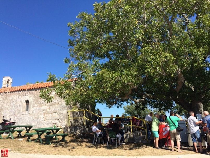 Turnirom u briškuli i trešeti u Svetom Bartulu počinje tradicionalna fešta Bortulja