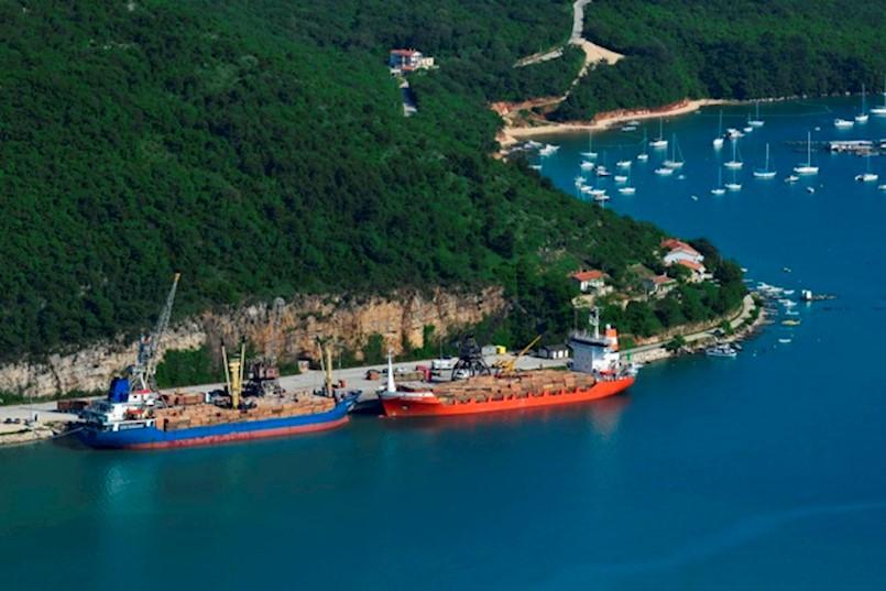 Što se događa s fekalijama brodova za prijevoz stoke u luci Bršica?