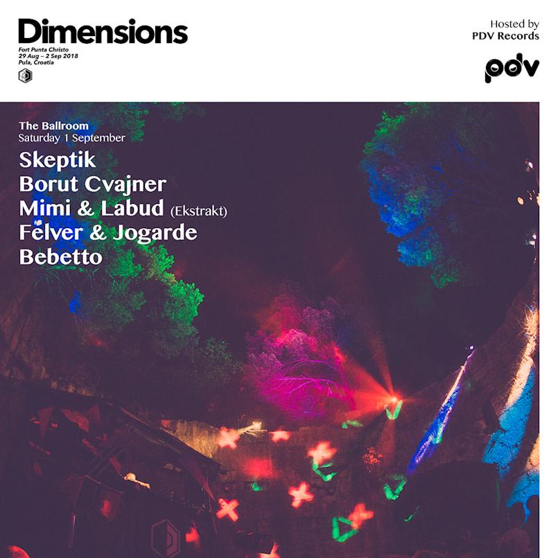 PDV preuzima The Ballroom na Dimensions festivalu