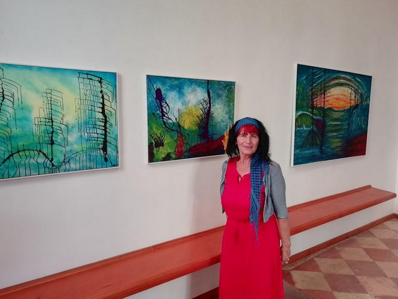 Otvorena izložba Hane Marmarac