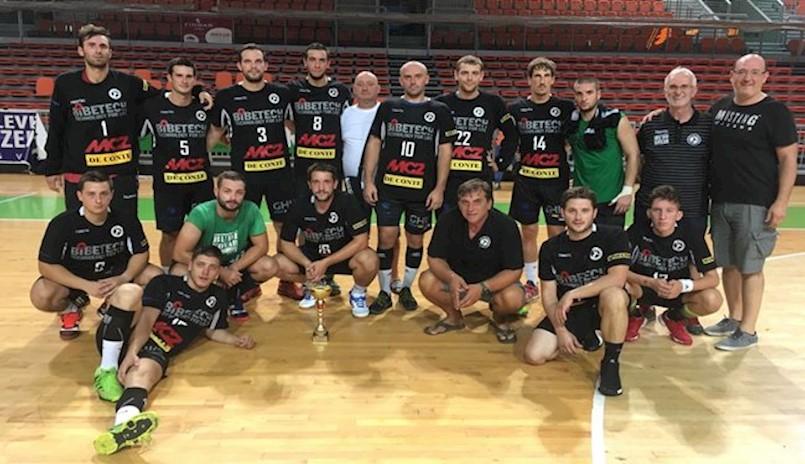 Labinski rukometaši drugi na međunarodnom turniru u Zenici