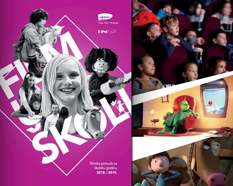 FUŠ - Film u školi // novi ciklus medijske edukacije