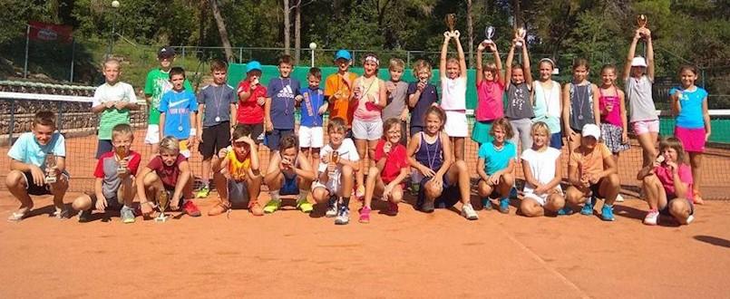 TENIS: U Rapcu održan je regionalni masters Istre i Primorja do 10 godina