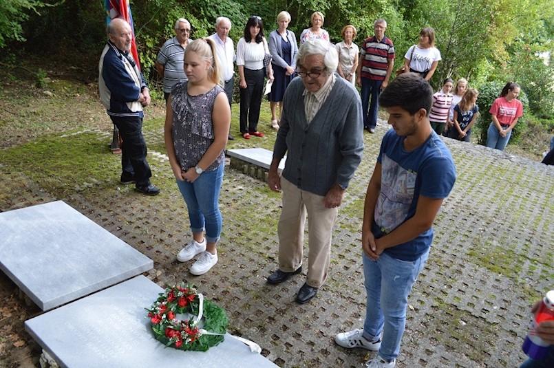 Komemoracija pod Brdo: Hrvatska je stvorena na temeljima antifašizma