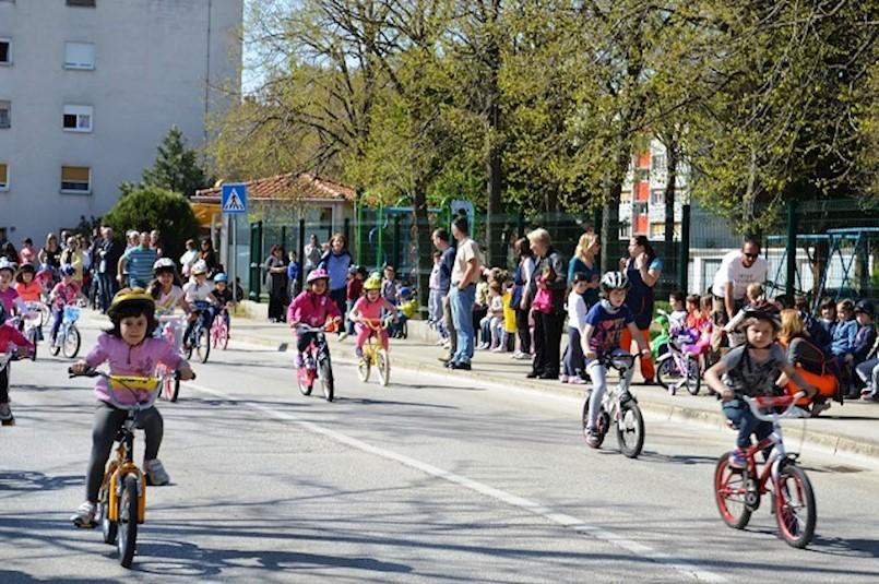 Radi dječje biciklijade sutra zatvorena Istarska ulica