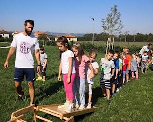 Obilježavanje Europskog tjedna mobilnosti u Dječjem vrtiću Kockica Kršan