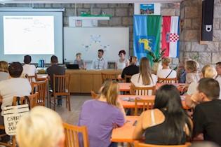 Valamar posjetio učenike Srednje škole Mate Blažine Labin