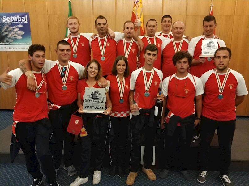 Dilan Mileta osvojio ekipno zlato na 18. Svjetskom U21 prvenstvu u lovu iz usidrene brodice