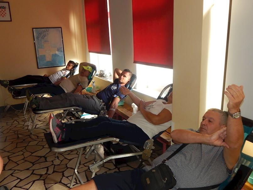 Održana osma ovogodišnja akcija darivanja krvi - prikupljene 53 doze krvi