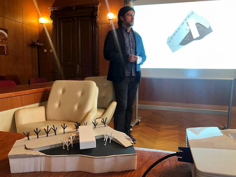 Održana prezentacija idejnog projekta Doma za starije