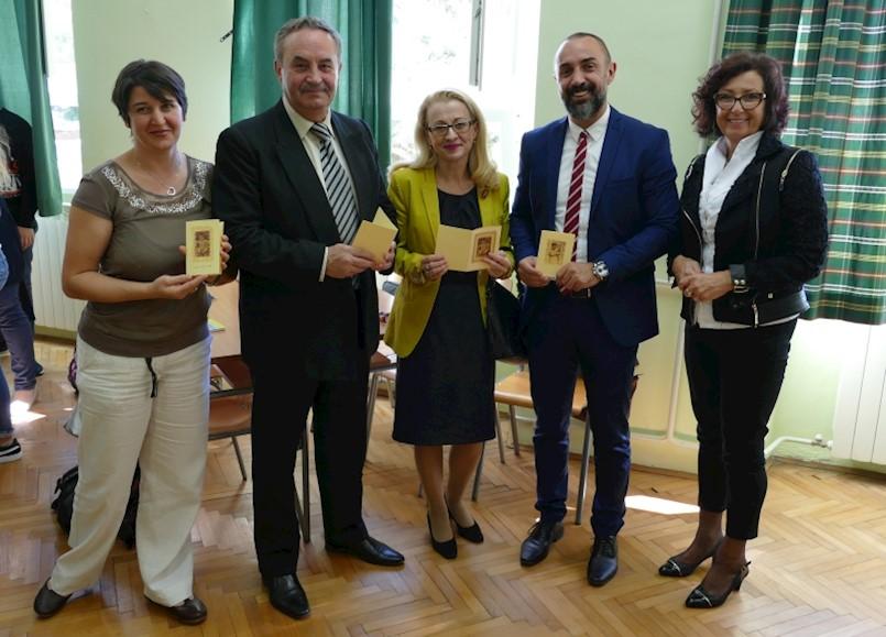 U Osnovnoj školi Ivana Gorana Kovačića u Čepiću obilježen Europski dan jezika