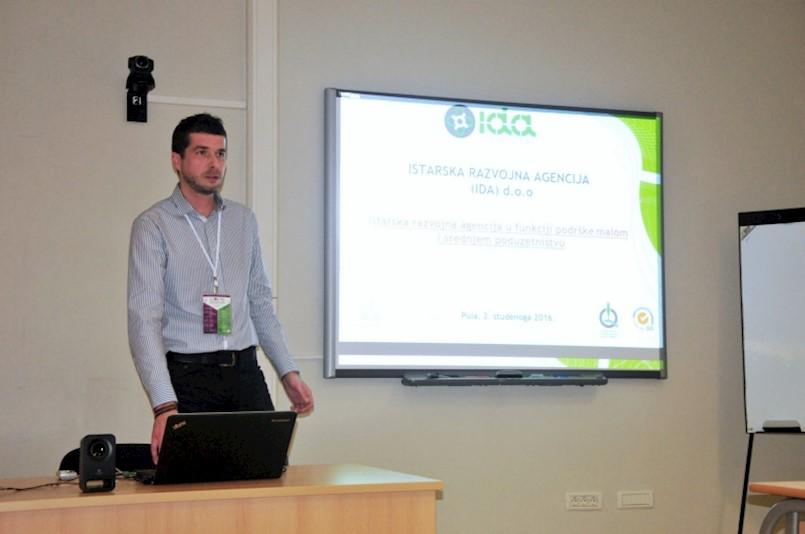 Alek Dragojević pročelnik Upravnog odjela za gospodarstvo i EU projekte Grada Labina