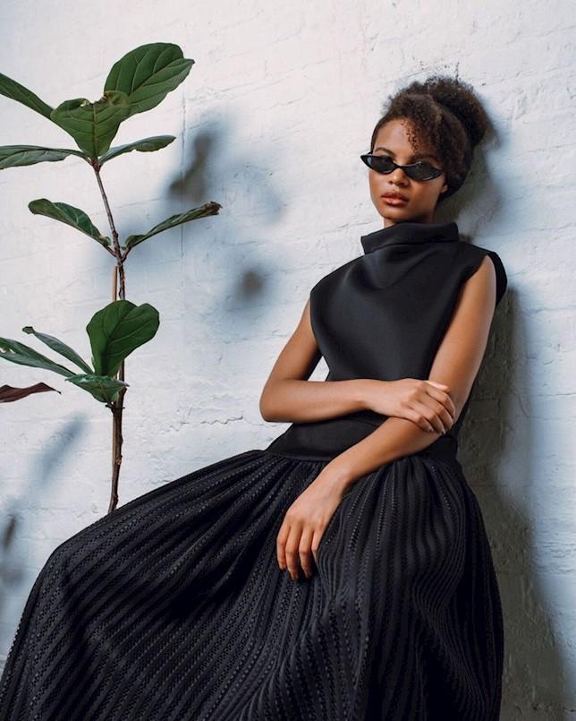 Uspješna suradnja pulske dizajnerice Staše Doblanović Randall i labinskog Centra za inkluziju | Posljednja kolekcija razgrabljenja na londonskom Fashion weeku