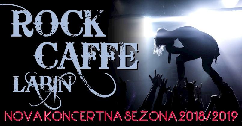 Otvorenje koncertne sezone u labinskom Rock Caffeu uz Čuvare Svirala (ST) i Zambu (KA)