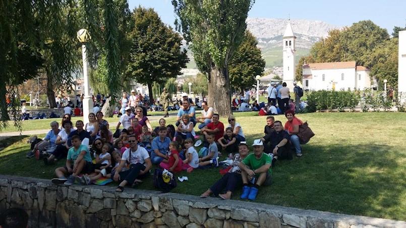 Labinski vjernici sudjelovali na 3. Nacionalnom susretu obitelji u Solinu