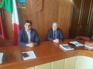 Prijem pročelnika područnog ureda za katastar Pula i svih voditelja odjela za katastar u Istri