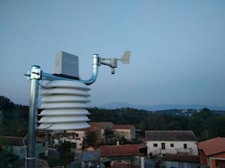 U Juranima kod Svete Katarine instalirana Istramet automatska meteorološka postaja