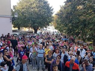 500-njak ljubitelja prirode pješačilo na slap Sopot