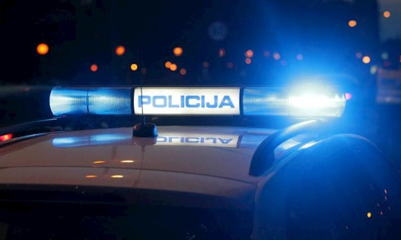 Na cesti Plomin - Breseč teško ozlijeđen motociklist