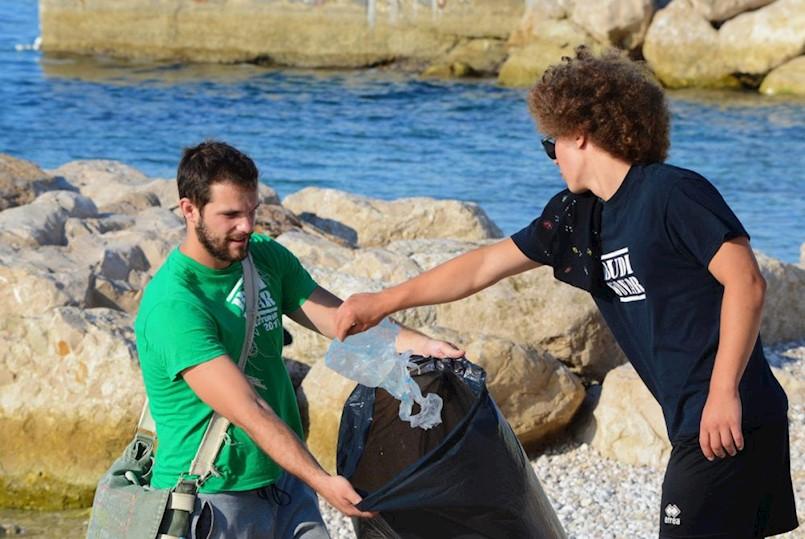 Brojni sportaši i ove godine sudjelovali u Valamarovom projektu Volimo Jadransko more